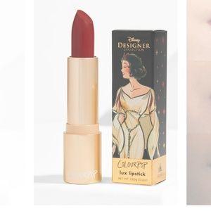 Colourpop Disney Princess lux lipstick Snow White